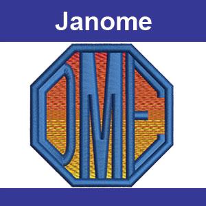 Janome dizitizing lesson