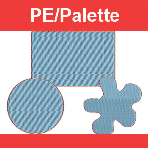 PE/Palette Digitizing Lesson 2