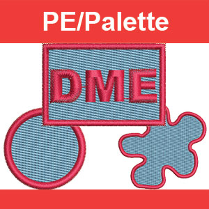 PE Palette Level 3