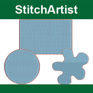 Stitch Artist Digitizing Lesson 2