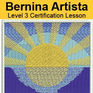 Bernina certification lesson