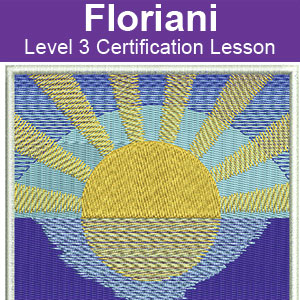 Floriani certification icon