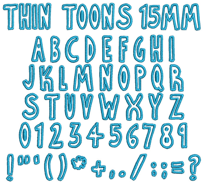 ThinToons15mm