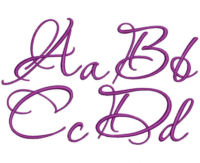 Agua esa font letters icon