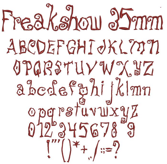 Freakshow35mm