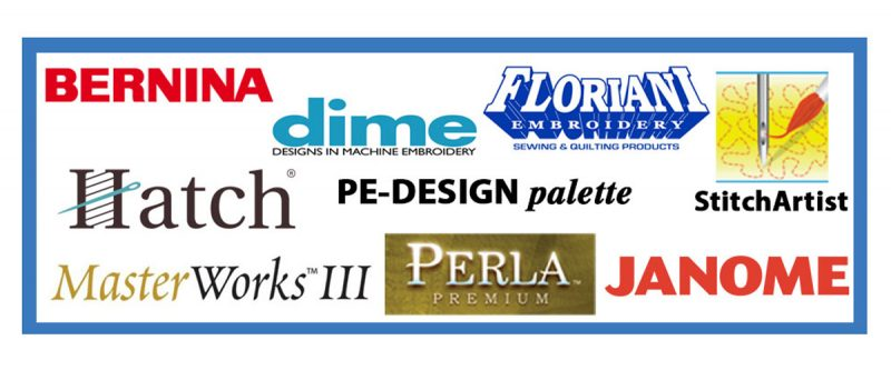 What is the Best Machine Embroidery Digitizing Software?