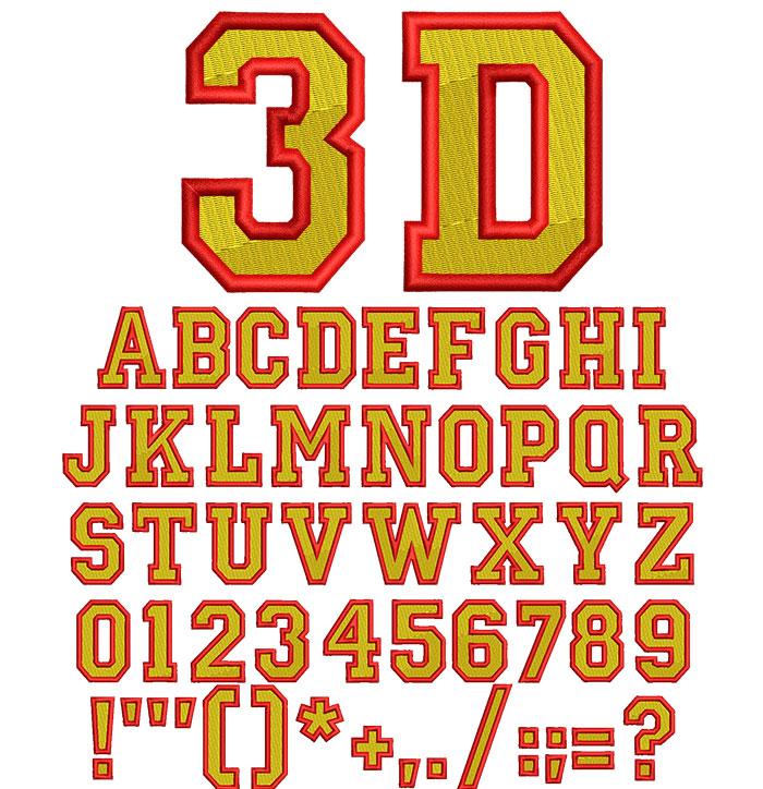 3DCollegeFill50mm