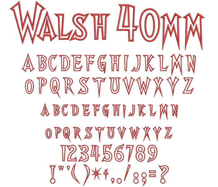 Walsh40mm