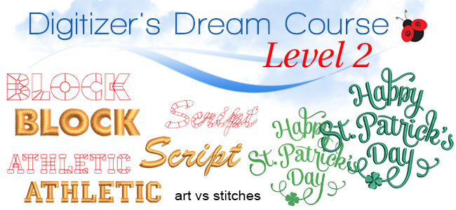 dream course banner