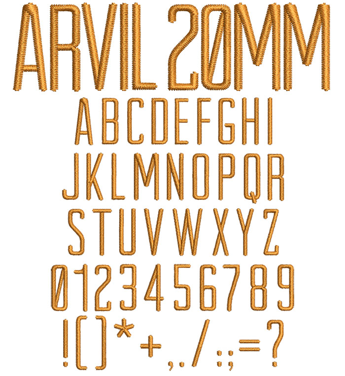 Arvil20mm