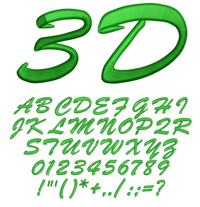 3DBrushScript50mm