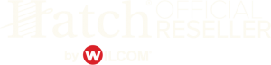 Hatch official reseller logo