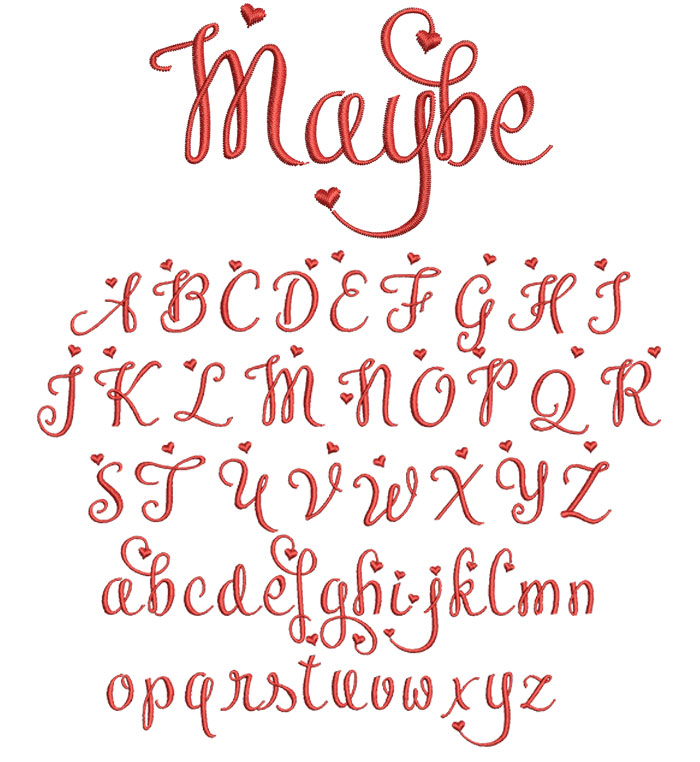Maybe 25mm Font