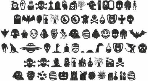 Monster Mash ESA Elements