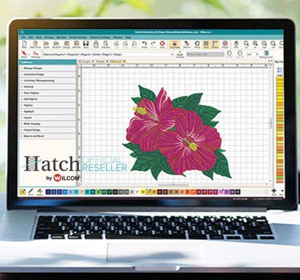 hatch digitizer