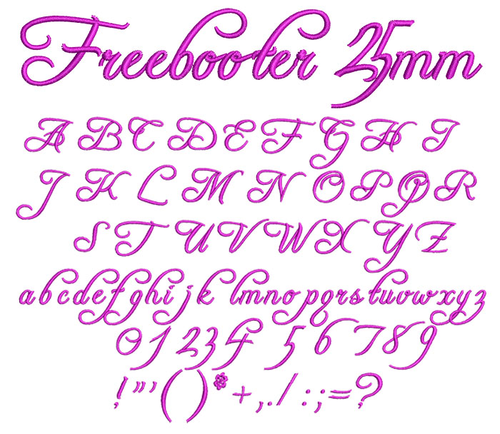 Freebooter25mm