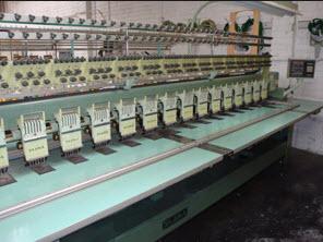 Tajima machine