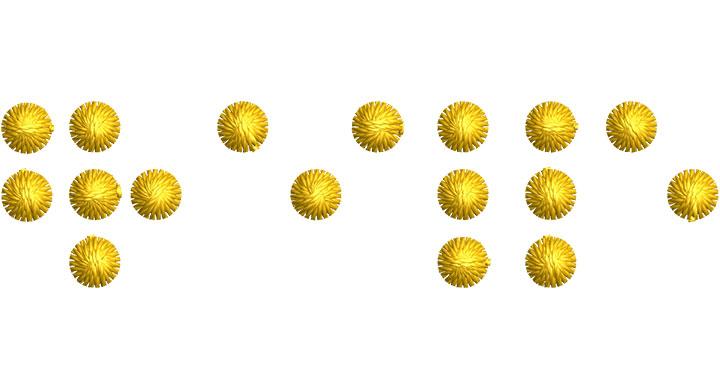Braille15mm