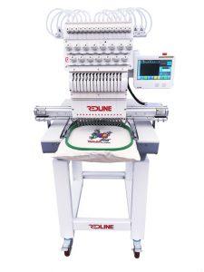 multineedle machine