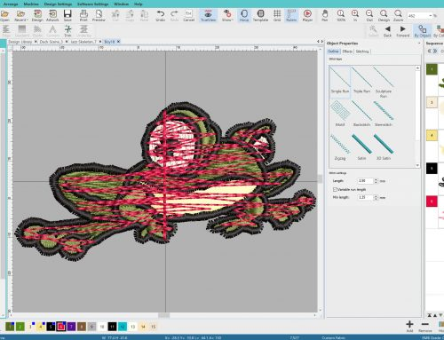 What are Machine Embroidery File Formats? Complete Guide