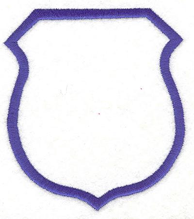 """Embroidery Design: Border 23.69""""x3.25"""""""