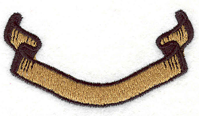 """Embroidery Design: Banner 111.50"""" x 2.87"""""""