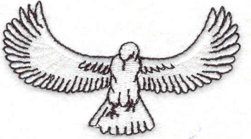 Embroidery Design: Dove 2 1.48w X 2.56h