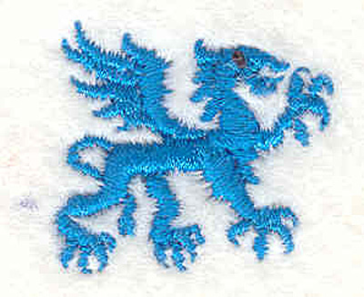 "Embroidery Design: Griffin C1.06""Hx1.15""w"