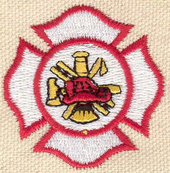 Embroidery Design: Maltese cross 1.74w X 1.72h