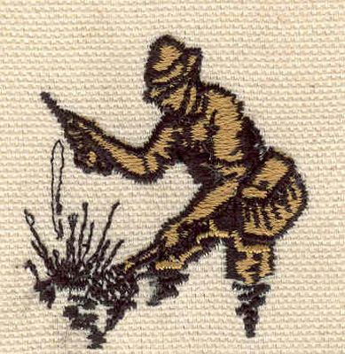 Embroidery Design: Fisherman A 1.59w X 1.73h