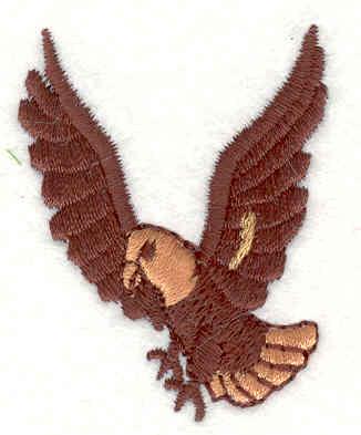 Embroidery Design: Bird 3 1.80w X 1.39h