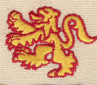 Embroidery Design: Gryphon small 1.83w X 1.44h