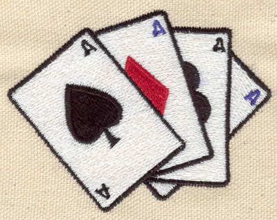 Embroidery Design: Cards 3.18w X 2.43h