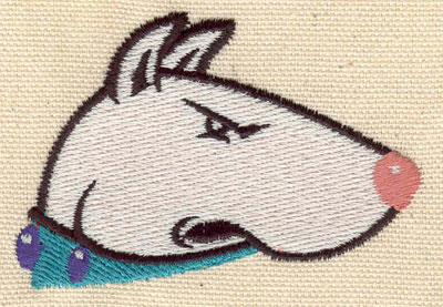 Embroidery Design: Pit Bull2.94w X 1.99h