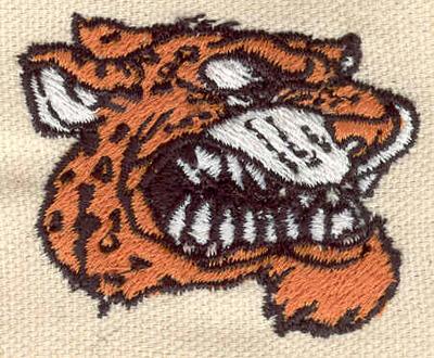 Embroidery Design: Jaguar 1.75w X 2.01h