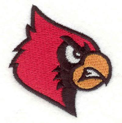 "Embroidery Design: Cardinal 112.05"" x 2.23"""