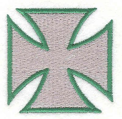 Embroidery Design: Cross 2.03w X 2.02h