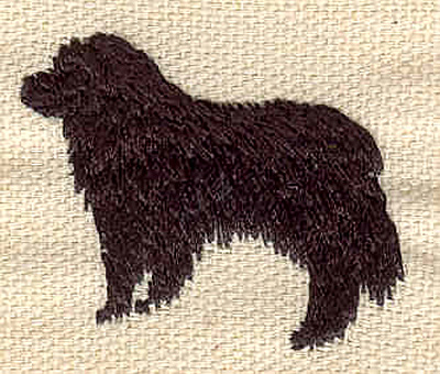 Embroidery Design: Dog A 1.50w X 1.20h