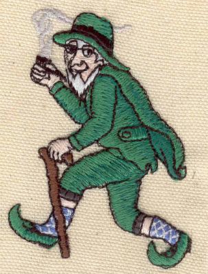 Embroidery Design: Leprechaun A 2.20w X 3.00h