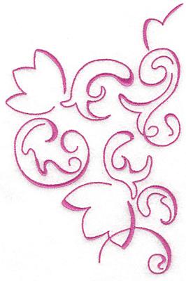 Embroidery Design: Art Deco 107 4.50w X 6.89h