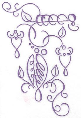 Embroidery Design: Art Deco 116 9.03w X 6.03h