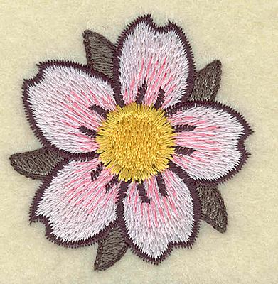 Embroidery Design: Cherry blossom A  2.08w X 2.20h