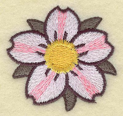 Embroidery Design: Cherry blossom B 2.08w X 2.20h