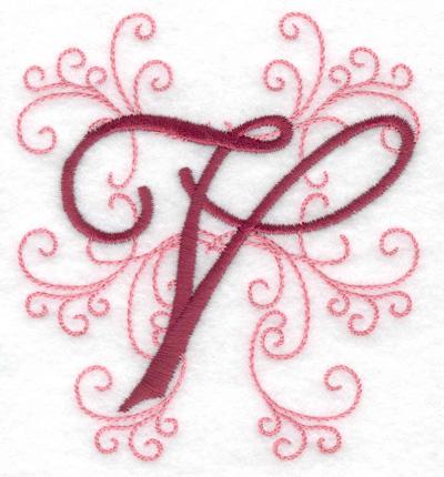 Embroidery Design: V small 3.48w X 3.88h