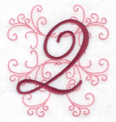 Embroidery Design: 2 small 3.48w X 3.88h