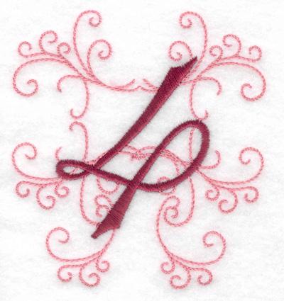 Embroidery Design: 4 small 3.48w X 3.88h