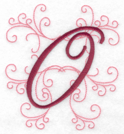 Embroidery Design: 0 large 4.46w X 4.97h
