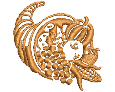Embroidery Design: Harvest  1.93w X 1.97h