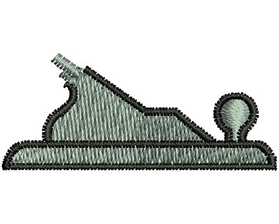 Embroidery Design: Wood Planer 1.38w X 0.58h