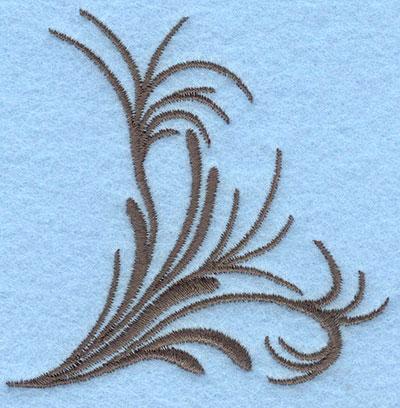 Embroidery Design: Swirl2.97w X 2.95h
